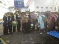 Pawai Alegoris DP2KP Kota Sukabumi