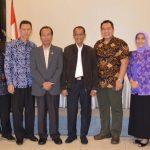 Peringkat Ketahanan Pangan Indonesia Meningkat
