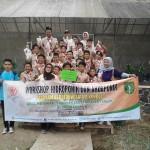 Kunjungan SDN Surya Kancana CBM Kota Sukabumi ke KAC