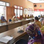 Sosialisasi Peraturan Menteri Dalam Negeri nomor 86 Tahun 2017 oleh Sekretaris Bappeda Kota Sukabumi
