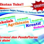Sekolah Agribisnis Kreatif Sukabumi (SAKSi) Tahun 2019