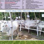 Gelaran Teknologi Pertanian Siap Tampil di HPS Boyolali