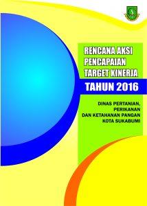 rencana Aksi 2016