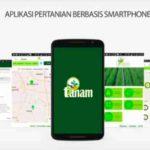 Menteri Amran Luncurkan Aplikasi Pertanian Berbasis Smartphone